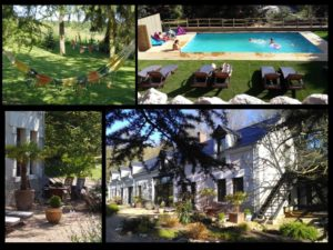 bnb pool loire valley